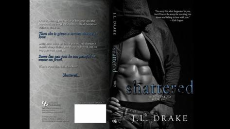 Shattered by J.L. Drake- Full cover