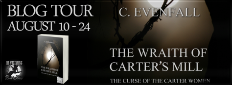 The Wraith of Carter's Mill Banner 851 x 315