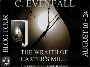 The Wraith of Carter's Mill Button 300 x 225
