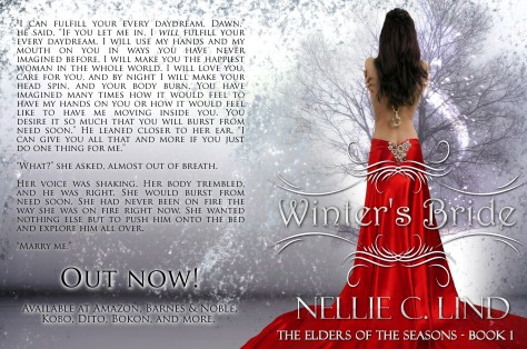 Winter's Bride Teaser