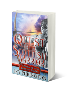 3D Quest of a Scottish Warrior