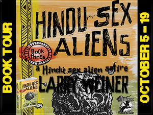 Hindu Sex Aliens Button 300 x 225