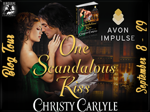 One Scandalous Kiss Button 300 x 225
