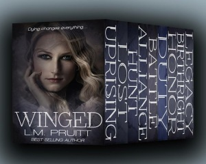 winged serie