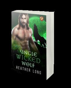 3D Single Wicked Wolf