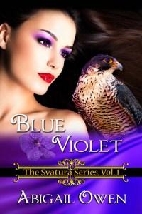 blue violet cover