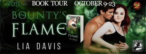 Bounty's Flame Banner 851 x 315