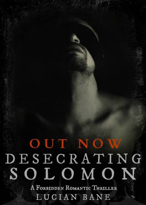 desecrating solomon cover