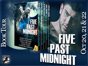 Five Past Midnight Button 300 x 225