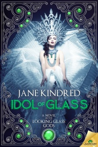 idol of glass cover