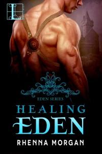 healing eden cover