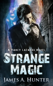 strange magic cover