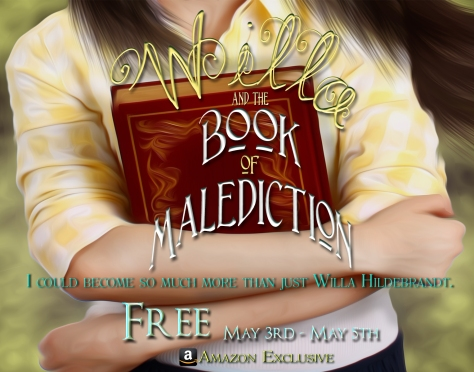 Malediction-Willa book 1-Promo Free